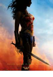 Affiche du film Wonder Woman