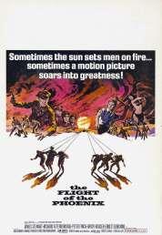 Affiche du film Le vol du Phoenix