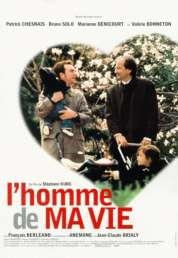 Affiche du film L'homme de ma vie