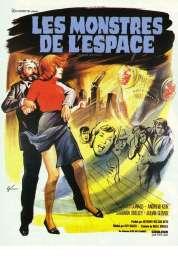 Affiche du film Les Monstres de l'espace