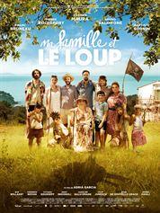 L'affiche du film Ma Famille et le Loup