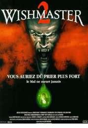 Affiche du film Wishmaster 2