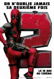 L'affiche du film Deadpool 2