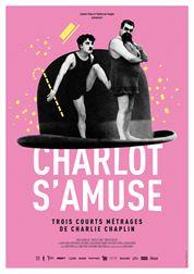 L'affiche du film Charlot S'amuse