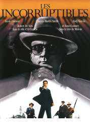 L'affiche du film Les incorruptibles