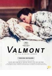 L'affiche du film Valmont