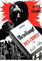 Affiche du film Apres Mein Kampf Mes Crimes