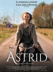 L'affiche du film Astrid