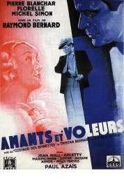 Affiche du film Amants et Voleurs