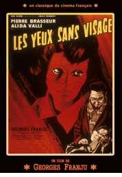 L'affiche du film Les yeux sans visage