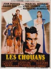 Affiche du film Les Chouans