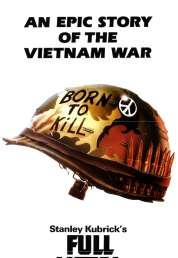 Affiche du film Full metal jacket