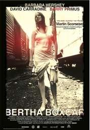 Affiche du film Bertha boxcar
