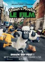 L'affiche du film Shaun le mouton