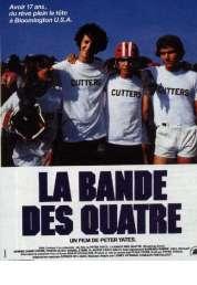 Affiche du film La Bande des Quatre