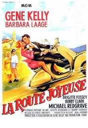 Affiche du film La Route Joyeuse