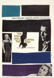 Affiche du film L'homme au bras d'or