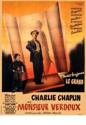 Affiche du film Monsieur Verdoux