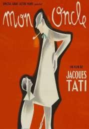 L'affiche du film Mon oncle