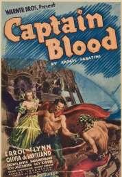 L'affiche du film Le Capitaine Blood