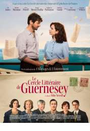 L'affiche du film Le Cercle littéraire de Guernesey