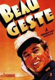 Affiche du film Beau Geste
