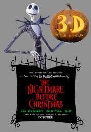 L'affiche du film L'étrange Noël de Monsieur Jack