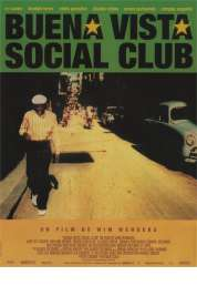 L'affiche du film Buena Vista Social Club
