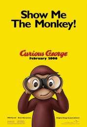 Affiche du film Georges le petit curieux