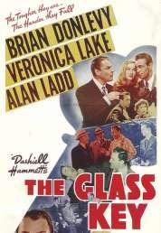 Affiche du film La clé de verre