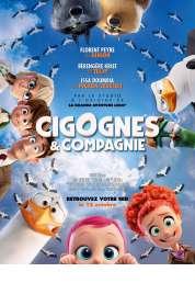 L'affiche du film Cigognes et compagnie