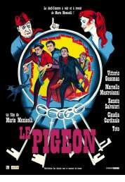L'affiche du film Le pigeon