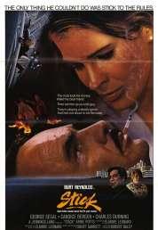 Affiche du film Stick le Justicier de Miami