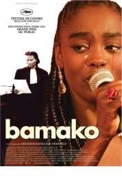 Affiche du film Bamako