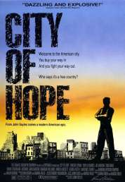 Affiche du film City of hope