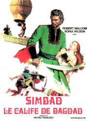 Affiche du film Sindbad le Calife de Bagdad