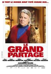 Affiche du film Le Grand Partage
