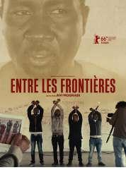 L'affiche du film Entre les frontières