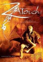 Affiche du film Zatoïchi