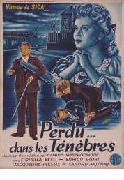 Affiche du film Perdu dans les Tenebres