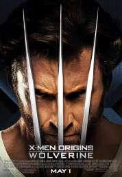 Affiche du film X-Men Origins : Wolverine