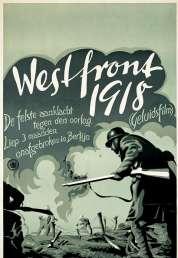 L'affiche du film Quatre de l'infanterie
