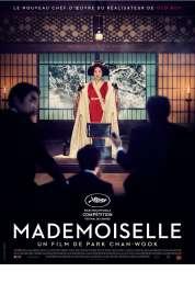L'affiche du film Mademoiselle