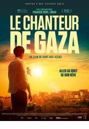 L'affiche du film Le Chanteur de Gaza