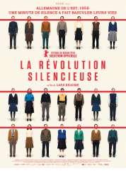 L'affiche du film La Révolution silencieuse