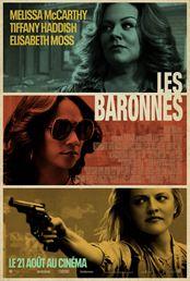 L'affiche du film Les Baronnes