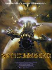 Affiche du film Wing commander