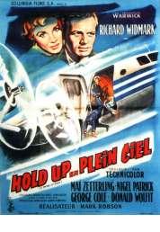 Affiche du film Hold-up en plein ciel
