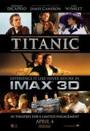 L'affiche du film Titanic