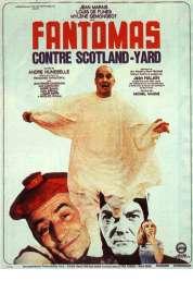 L'affiche du film Fantômas contre Scotland Yard